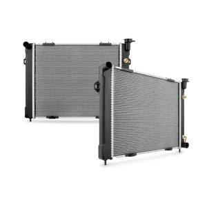 Engine Cooling - Radiators - Mishimoto - Mishimoto Jeep Grand Cherokee ZJ 5.2L OEM Replacement Radiator R1394