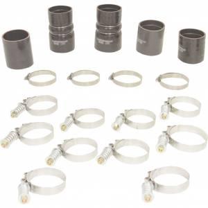 Performance - Piping & Intercoolers - BD Diesel - BD Diesel BD 7.3L Powerstroke Intercooler Hose & Clamp kit Ford 1999.5-2003 1047030
