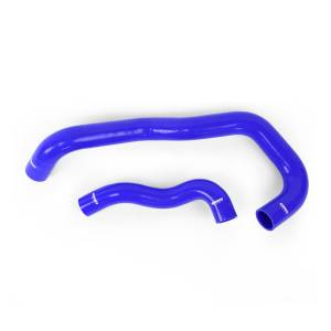 Engine Cooling - Cooling Parts - Mishimoto - Mishimoto Ford 6.0L Powerstroke Twin I-Beam Chassis Silicone Coolant Hose Kit MMHOSE-F2D-05TBL