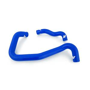 Engine Cooling - Cooling Parts - Mishimoto - Mishimoto Ford 6.0L Powerstroke Mono Beam Silicone Radiator Hose Kit MMHOSE-F2D-05MBL