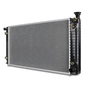Engine Cooling - Radiators - Mishimoto - Mishimoto 1999-2000 Cadillac Escalade 5.7L Radiator Replacement R1522-AT