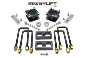 Suspension - Lift Kits - ReadyLift - ReadyLift 2007-18 TOYOTA TUNDRA 3.0'' Front with 1.0'' Rear SST Lift Kit 69-5175
