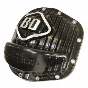 Axle Components - Differential Covers - BD Diesel - BD Diesel Differential Cover, Rear - Sterling 12-10.25/10.5 - Ford 1989-2016 Single Wheel 1061830