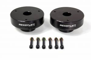 Suspension - Leveling Kits - ReadyLift - ReadyLift 2007-13 CHEV/GMC AVALANCHE 2.25'' Leveling Kit T6 Billet Black T6-3085-K