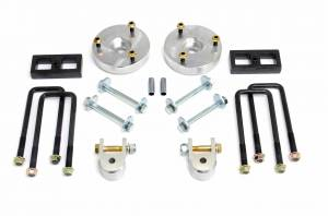 ReadyLift - ReadyLift 2004-14 NISSAN ARMADA/TITAN 2.0'' 'Front with 1''Rear SST Lift Kit 69-4204