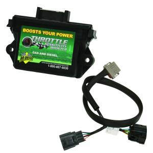 Interior - Misc. Interior Accessories - BD Diesel - BD Diesel Throttle Sensitivity Booster - Ford 1057734