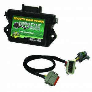 Interior - Misc. Interior Accessories - BD Diesel - BD Diesel Throttle Sensitivity Booster - Chevy/GMC 1057735