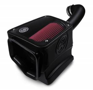 S&B Filters - S&B Filters Cold Air Intake Kit (Cleanable 8-ply Cotton Filter) 75-5069
