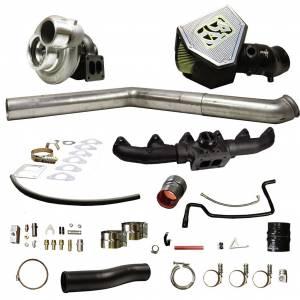 Turbos & Accessories - Turbos & Kits - BD Diesel - BD Diesel BD Rumble B Turbo Kit, S467 1.10 A/R - Dodge 2013-2018 6.7L 1045751