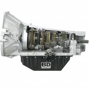 Transmissions & Parts - Automatic Transmission Assembly - BD Diesel - BD Diesel Transmission - 2003-2004 Ford 5R110 4wd 1064464