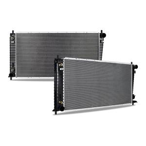 Engine Cooling - Radiators - Mishimoto - Mishimoto 1997-1998 Ford Expedition 5.4L Radiator Replacement R2136-AT