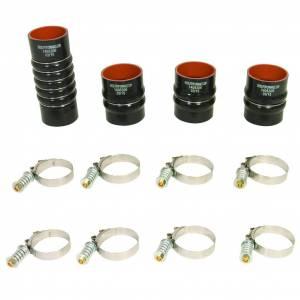 Performance - Piping & Intercoolers - BD Diesel - BD Diesel Intercooler Hose/Clamp Kit - Dodge 2003-2007 5.9L 1045215