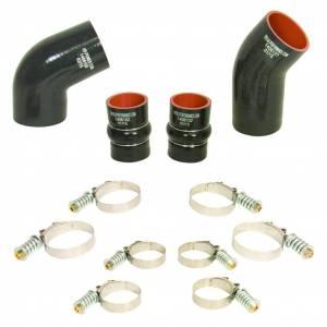 Performance - Piping & Intercoolers - BD Diesel - BD Diesel Intercooler Hose & Clamp Kit - 2004.5-2005 Chevy LLY Duramax 1046276