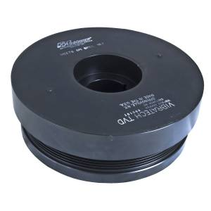 Performance - Engine Parts - Fluidampr - Fluidampr Harmonic Balancer - Fluidampr - GM - 2001-2005 6.6L Duramax LLY/LB7 - Each 890101