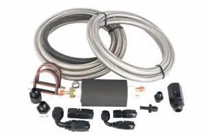 Fuel System - Pumps - Aeromotive Fuel System - Aeromotive Fuel System AN-10 Prime Kit, 11105/11107 17301