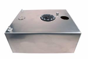 Exterior - Fuel Tanks - Aeromotive Fuel System - Aeromotive Fuel System Fuel Cell, Replacement, 20 Gal 18008