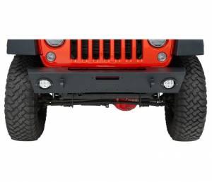 Exterior - Bumpers - Bestop - Bestop Front Modular Bumper - 07-18 Wrangler JK 44945-01