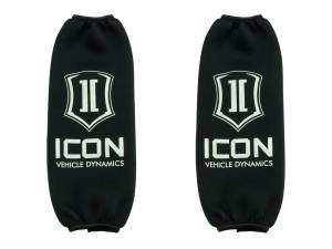 Suspension Components - Accessories & Hardware - ICON Vehicle Dynamics - ICON Vehicle Dynamics ICON SHORT 2.5 COIL WRAP W/LOGO PAIR (11.25-12.25) 191003