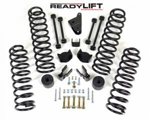 Suspension - Lift Kits - ReadyLift - ReadyLift 2007-17 JEEP JK 4'' SST Coil Spring Lift Kit 69-6400
