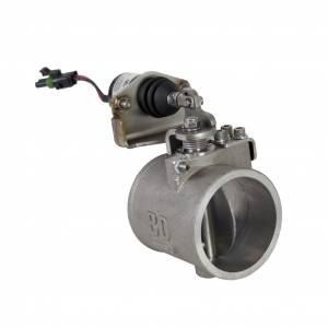 Air Intakes - Accessories - BD Diesel - BD Diesel Positive Air Shut-Off (Manual Controlled) - Chevy 2001-2004 Duramax LB7 1036710-M