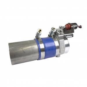 Air Intakes - Accessories - BD Diesel - BD Diesel Positive Air Shut-Off (Manual Controlled) - Generic 2.5in 1036731-M