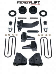 Suspension - Lift Kits - ReadyLift - ReadyLift 2005-07 FORD F250/F350/F450 3.5'' SST Lift Kit - 1 pc Drive Shaft 69-2537