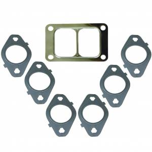 Exhaust Components - Exhaust Accessory Hardware - BD Diesel - BD Diesel Gasket Set, Exhaust Manifold T6 Mount - Dodge 1998.5-2018 5.9L/6.7L 1045986-T6
