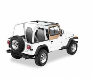 Exterior - Doors - Bestop - Bestop Upper Door Sliders - Jeep 1997-2006 Wrangler 51787-33