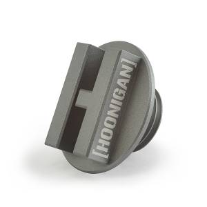 Performance - Oil System & Parts - Mishimoto - Mishimoto Ford Mustang Oil Filler Cap, 1987-2001, Hoonigan MMOFC-MUS1-HOONSL