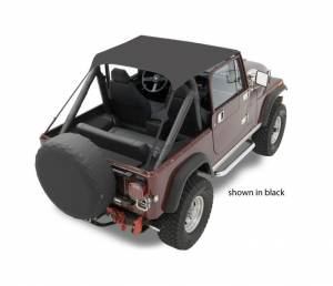 Tops & Parts - Soft Tops - Bestop - Bestop  52507-04