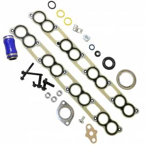 Performance - EGR Parts & Deletes - BD Diesel - BD Diesel GASKET KIT, EGR COOLER - Ford 2004-2007 6.0L w/Square Tube 1900204