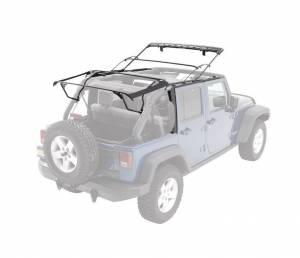 Tops & Parts - Soft Top Parts - Bestop - Bestop Replacement Bows And Frames; OE style - Jeep 2007-2018 Wrangler JK Unlimited 55001-01