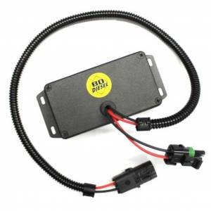 Air Intakes - Accessories - BD Diesel - BD Diesel Positive Air Shut-Off 24-volt Adapter Kit (Manual PAS Kits Only) 1036740