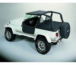 Tops & Parts - Soft Tops - Bestop - Bestop  52518-01