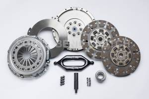 Transmissions & Parts - Manual Transmission Parts - South Bend Clutch - South Bend Clutch Organic Street Dual Disc SDD3250-6-ORG