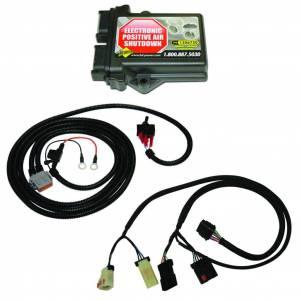 Air Intakes - Accessories - BD Diesel - BD Diesel BD E-PAS Positive Air Shut-Off 6.7L Cummins Dodge 2010-2018 / 2011-2018 Cab-Chas 1036751