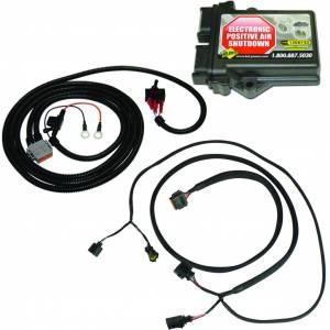 Air Intakes - Accessories - BD Diesel - BD Diesel BD E-PAS Positive Air Shut-Off 6.7L Powerstroke Ford 2011-2019 1036755