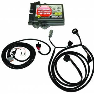 Air Intakes - Accessories - BD Diesel - BD Diesel E-PAS Positive Air Shut-Off - Chevy 6.6L 2008-2015 LMM/LGH Duramax 1036758