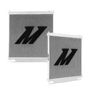 Engine Cooling - Radiators - Mishimoto - Mishimoto Ford 6.0L Powerstroke Aluminum Radiator MMRAD-F2D-60