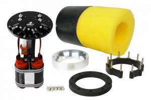 "Exterior - Fuel Tanks - Aeromotive Fuel System - Aeromotive Fuel System Fuel Pump, Universal, Phantom, Dual 340, 6-10"" Depth 18309"