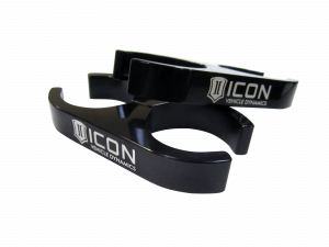 ICON Vehicle Dynamics - ICON Vehicle Dynamics 2.0 ICON BILLET RESI CLAMP KIT 614600