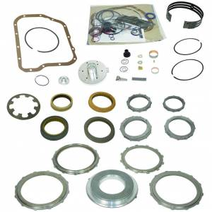 Transmissions & Parts - Automatic Transmission Parts - BD Diesel - BD Diesel BD Build-It Dodge 47RE/RH Trans Kit 1994-2002 Stage 4 Master Rebuild Kit 1062004