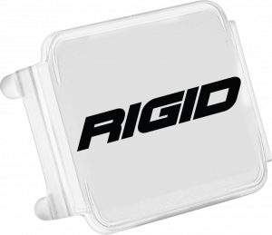 Lighting/Electrical - Lighting Accessories - RIGID Industries - RIGID Industries COVER D-SERIES WHT 201963
