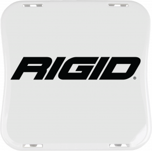 Lighting/Electrical - Lighting Accessories - RIGID Industries - RIGID Industries COVER D-XL SERIES WHT 321963