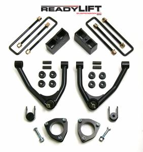 Suspension - Lift Kits - ReadyLift - ReadyLift 2007-18 CHEV/GMC 1500 4'' SST Lift Kit - Cast Steel Upper Control Arms 69-3285