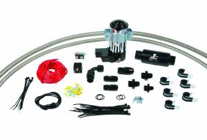 Fuel System - Pumps - Aeromotive Fuel System - Aeromotive Fuel System Complete HO Series Fuel System Includes: (11219 pump, filters, lines, fittings) 17245