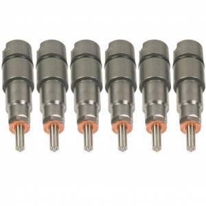 Fuel System - Injectors - BD Diesel - BD Diesel Injector Kit - 1998-2002 Dodge 24-valve 125hp 1075824