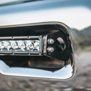 "Lighting/Electrical - Lighting Accessories - RIGID Industries - RIGID Industries 2010-2019 RAM 2500/3500 Bumper Mount fits RIGID 20"" or 40"" LED light bar. 41670"