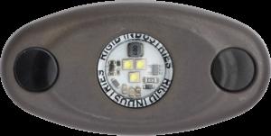 Lighting/Electrical - Off Road Lights - RIGID Industries - RIGID Industries A-SERIES HP TRIPLX GRN 480303