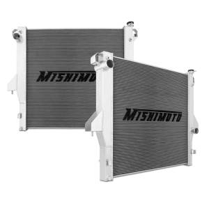Engine Cooling - Radiators - Mishimoto - Mishimoto Dodge 5.9L/6.7L Cummins Aluminum Radiator MMRAD-RAM-03